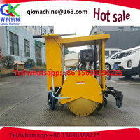 QK asphalt road cutting machine for sale best price road cutter for road project