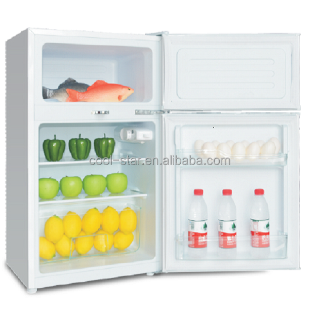 Mini Double-door <strong>Refrigerator</strong> for youth BCD-128