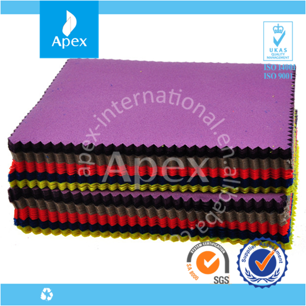 Jewelry eyeglass microfiber cleaning cloth