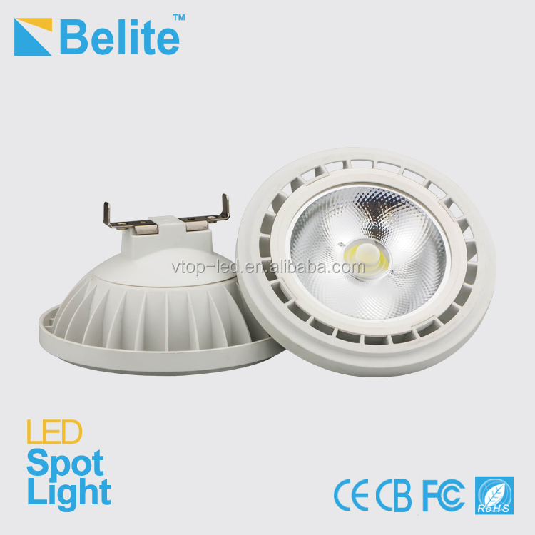 15W COB AR111 110-130V GU10 GX53 18W led spot light