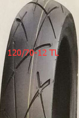 Tubeless tyre 120/70 12 130/70 12 scooter tyre 130/60 13 TL 6PR motorcycle tyre