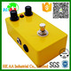 Precision custom preamp effect, OEM pedal preamp overdrive effect pedal