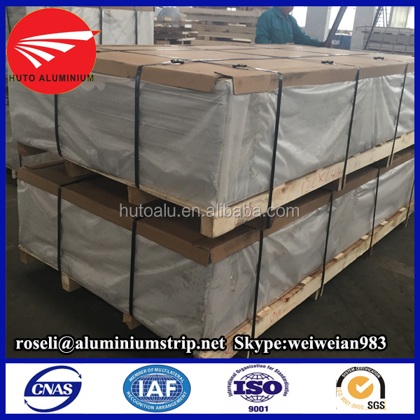 Henan Supplier Aluminium Sheet Al 1100