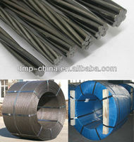 Galvanized Steel Wire Ropes 1x19