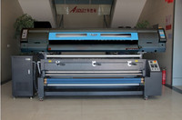 Cheap 1.8m large format dye sublimation inkjet printer for sale in china QS8000-3
