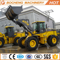 Used Second Hand XCMG Construction Machinery 5t Backhoe Wheel Loader ZL50G Price