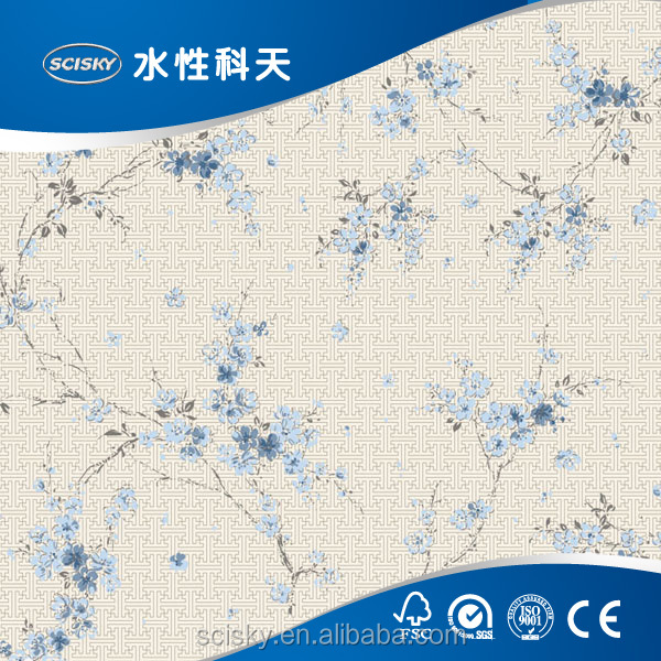 Royal Palace Style Wallpaper Chimonanthus Praecox Flower Design Wall Paper Interior 3d Wallpapers Price