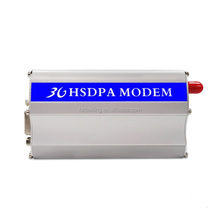 7.2Mbps high speed rs232 DB9 interface 3G UMTS/HSDPA wireless industrial modem (simcom5210 module 2100MHZ)