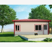 eps mobile small modular convenient prefabricated house scheme