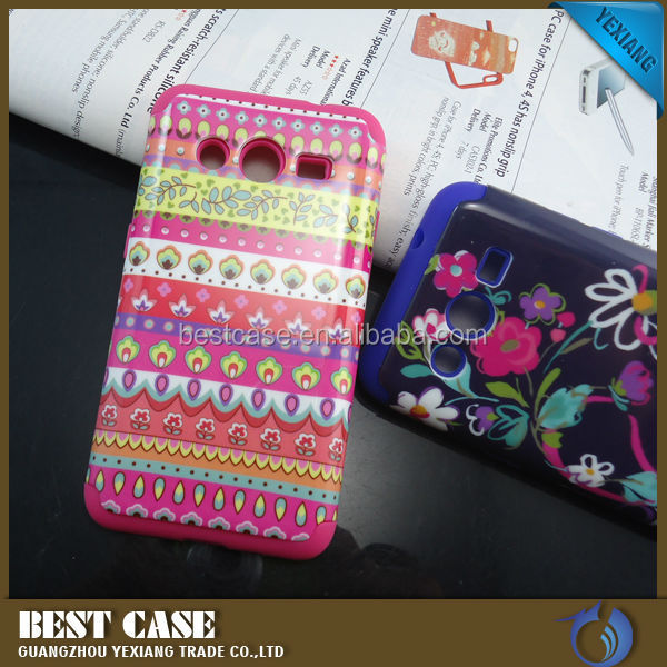High Quality Mobile Phone Case For Samsung Galaxy Core 2 G355H Cover