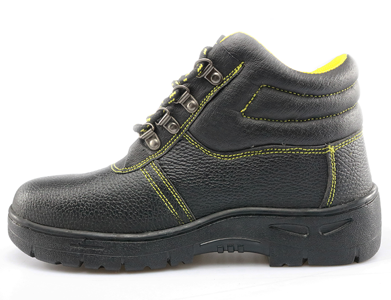 PU upper rubber sole tiger master brand cheap industrial safety shoes