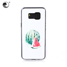 New Product Customized Grade TPU Phone Case For Samsung S8 Plus