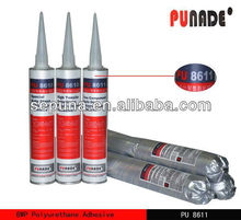 automotive windshield manufacture One component pu binder sealant with 6Mpa