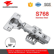 stainless hydraulic concealed one way cabinet hinges for furniture and kitchen