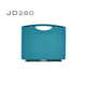 JIUDUO280 PP Hard Plastic Truck Tool Packing Box Tool Handle Case