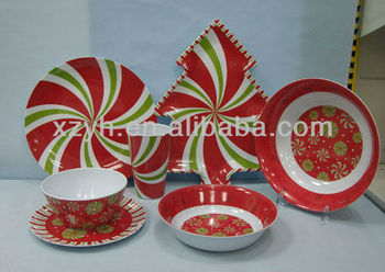 melamine dinner set, melamine tableware