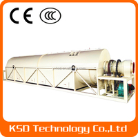 Hg1800 High Efficiency Sawdust Drum Rotary Dryer Price For Sale
