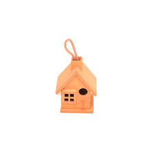Handmade Wooden Birds House courtyard and interior decoration