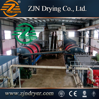 wood chips rotary drying machine from china manufacturers