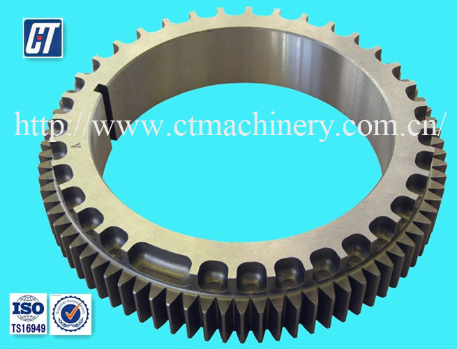 Customized Spur Gear with High Precision and Reasonable Price