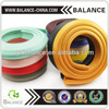 Rubber edge protection strip for furnitures protectors edge wrapping strip