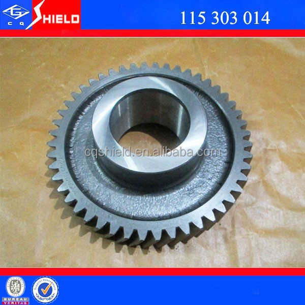 ZF Transmission Spare Parts Helical Gear 115303014 for ZF Gearbox S6-150