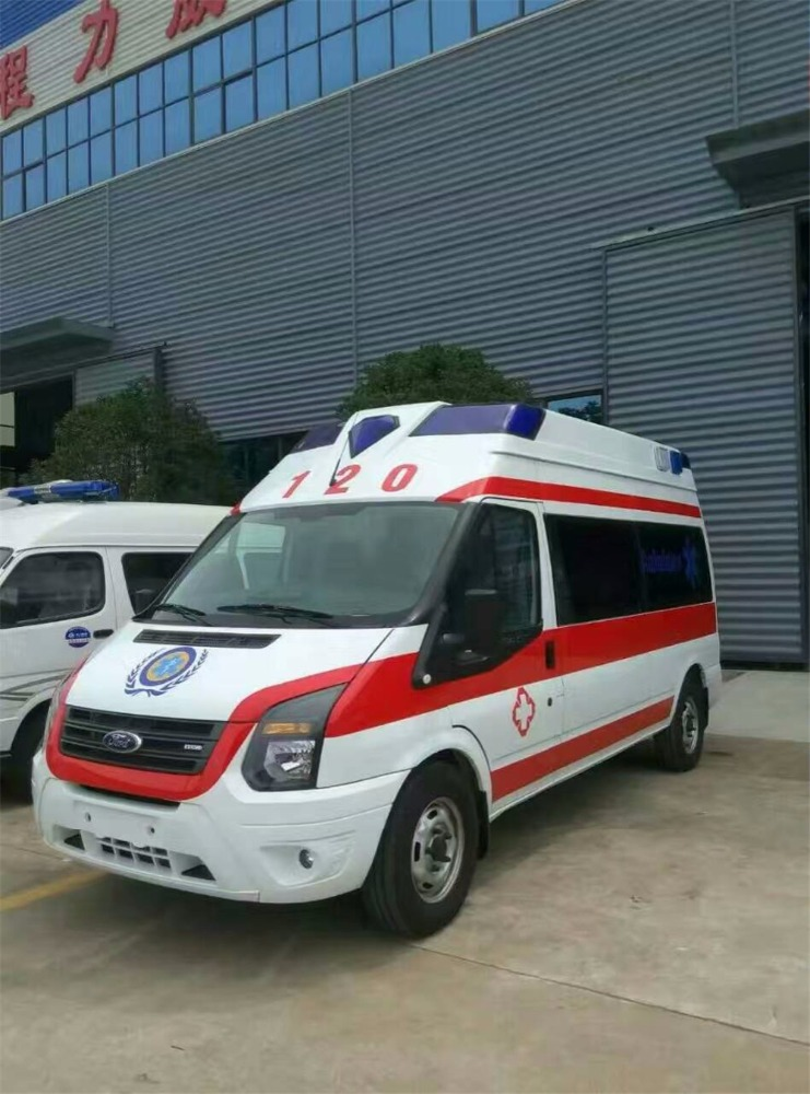 Ford ambulance for hospital best choice good price