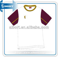 Hot sell gym suits new pattern t-shirts