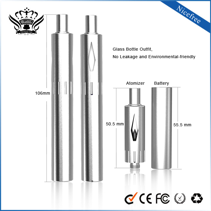 China newest design electronic cig portable vapor high quality e-cigarette