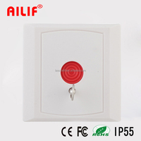 Wired Panic Button Alarm For Fire Alarm System EB-02