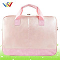 Soft Satin Shoulder Laptop bag Computer Bag For Buisiness