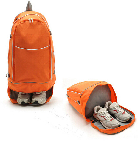 Outdoor Sports Backpack Women Men Hiking Camping Bag Backpack With Shoes Bag