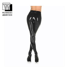 WNS-121112-C latex mature tights latex tights for women latex womens tights