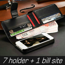 Fabulous cell phone accessory of high quality PU leather mobile phone case for Iphone 6S 6 in Dubai