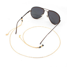 Handmade beading Eyeglass Chains Sunglasses Reading Crystal Beaded Spectacle Eyewears Cord Holder Rope