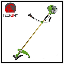 hot sale petrol portable grass cutter 52CC hand push grass cutter