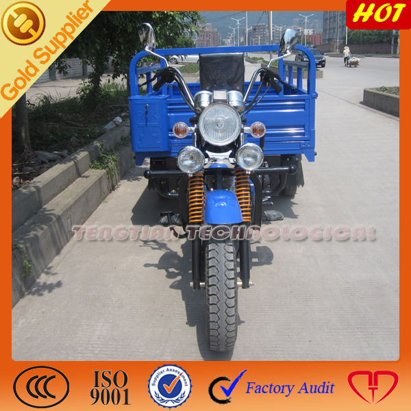 hot sell 3 wheel cargo tricycle /new top three wheel motorcycle on sale