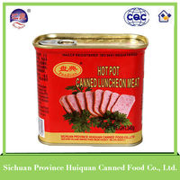 Direct Manufacturer ham luncheon meat premium