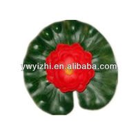artificial water lily, high quality, artificial flower