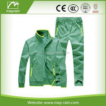 Wholesale sportswear outdoor plain sweat suits ,mens tracksuits ,gym sports mens suits 2017