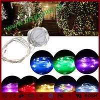 Contemporary top sell button battery operated fairy lights