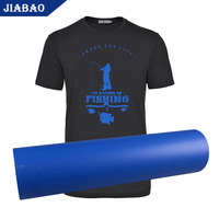 Jiabao Flex Pu Heat transfer vinyl transfers for t shirts
