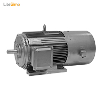 IP55 frequency speed control 3 phase ac induction motor 3kw for electric vehicle