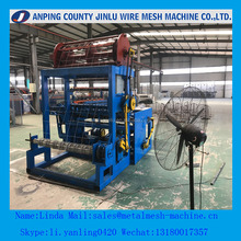 China Suppliers Full Automatic Grassland Fence Wire Mesh Machine