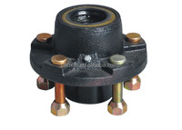 Front and Rear Wheel Hub Assembly for Trailers and Vehicles