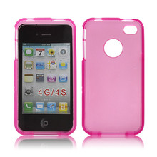 for iphone4s case accessory pudding tpu cover for iphone