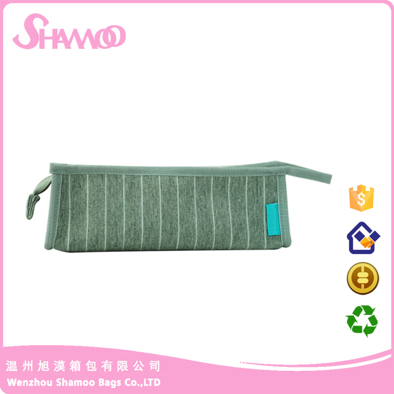 waterproof polyester material cosmetic bag with low price