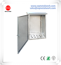 outdoor industrial electrical control panel box IP65 Stainless Steel enclosure waterproof low voltage distribution board