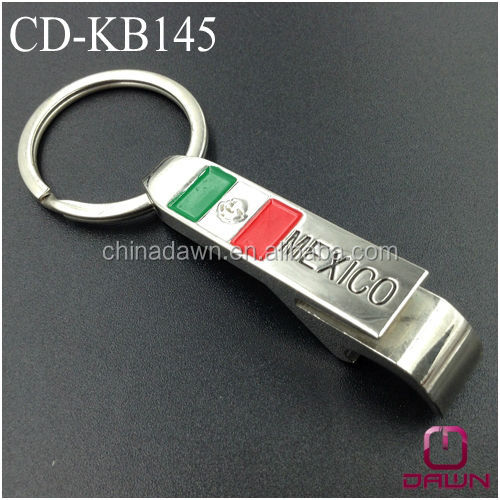 Wholesale Gift Metal bottle opener for Mexico CD-KB145