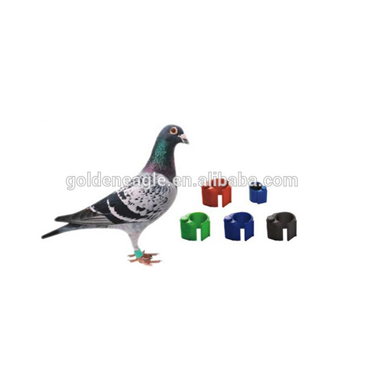RFID Pigeon &Poultry foot ring tag